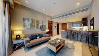 شقة في 2020 ماركيز أرجان 1 غرف 632700 درهم - 5300770