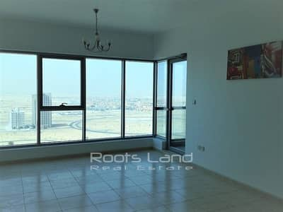 Huge Apartment with Balcony at Skycourt Tower Dubailand