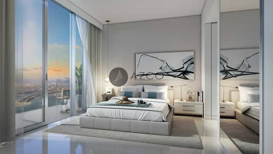 1 Bedroom Flat for Sale in Dubai Harbour, Dubai - Beach Front Living I Calm and Serene I 02 Yrs PHPP