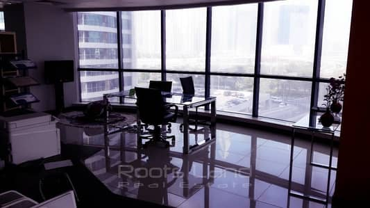 Fitted Office with Amazing View in JLT