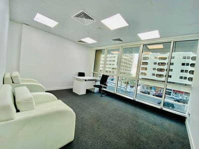 Office for Rent in Hamdan Street, Abu Dhabi - Newly Open Business Center in the Heart Of Abu Dhabi