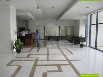 Office Space on lower Floor with good view