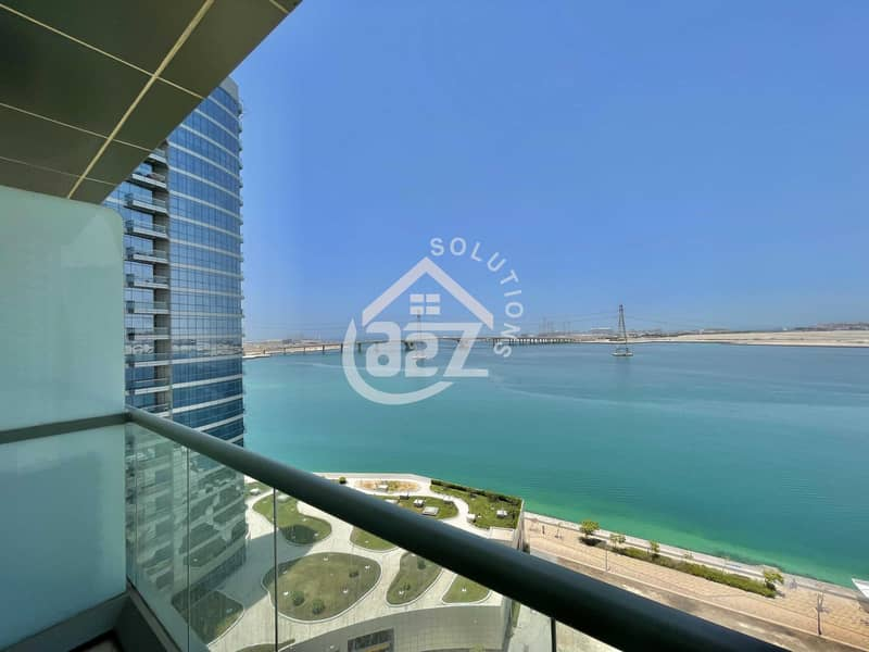 SPACIOUS 3 BR WITH AMAZING SEA VIEW