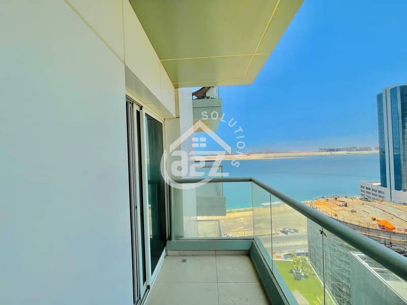 2 SPACIOUS 3 BR WITH AMAZING SEA VIEW