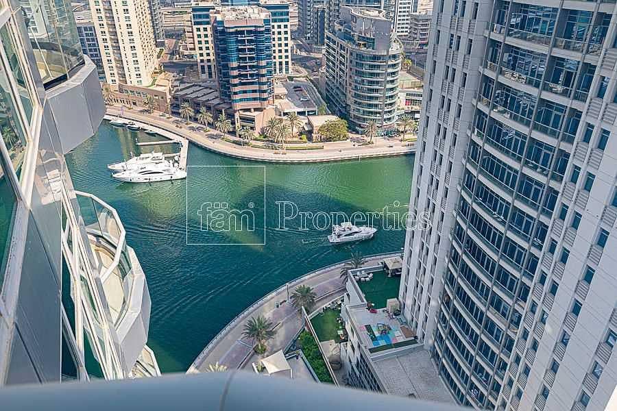 2 Hot Deal | High Floor | Partial Marina View