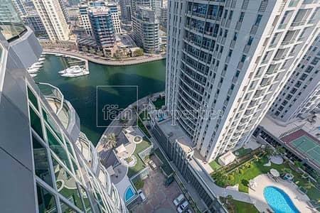 شقة 1 غرفة نوم للبيع في دبي مارينا، دبي - Hot Deal | High Floor | Partial Marina View