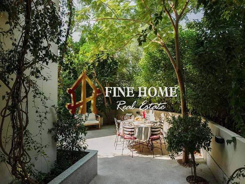 Prime Location TH I Big Garden I Ready To Move