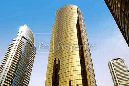 Office for Sale in Jumeirah Lake Towers (JLT), Dubai - Higher Floor | Partitioned | Lake View