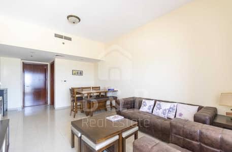 شقة 2 غرفة نوم للايجار في قرية الحمراء، رأس الخيمة - شقة في رويال بريز قرية الحمراء 2 غرف 45000 درهم - 5301022