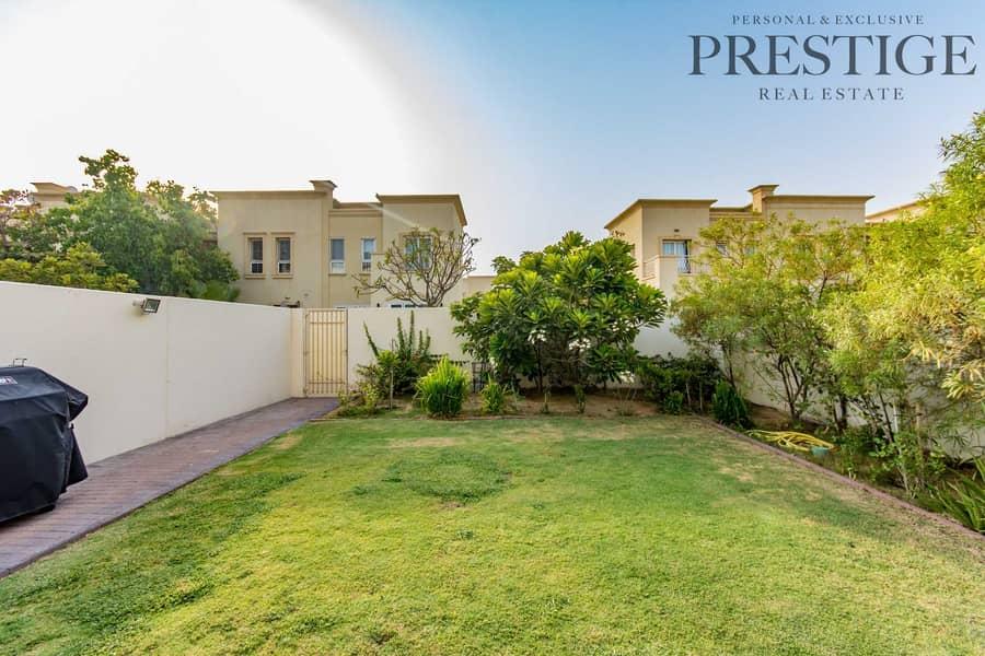 2Bed Villa | Springs11 Dubai | Original Condition