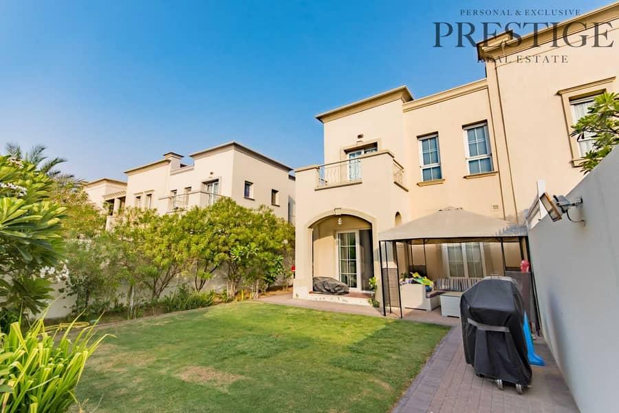 2 2Bed Villa | Springs11 Dubai | Original Condition