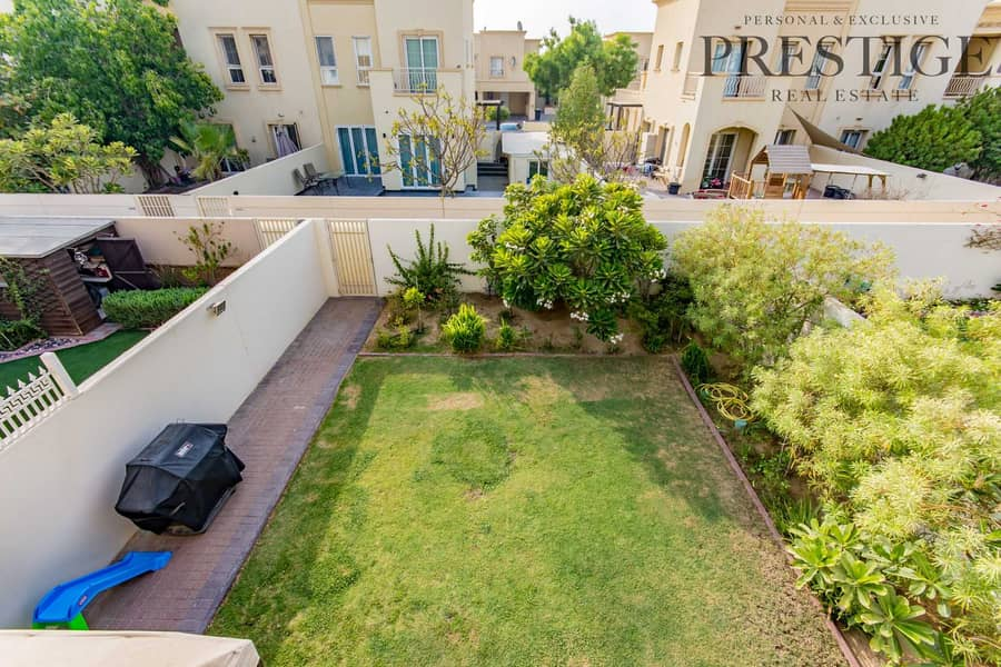 14 2Bed Villa | Springs11 Dubai | Original Condition