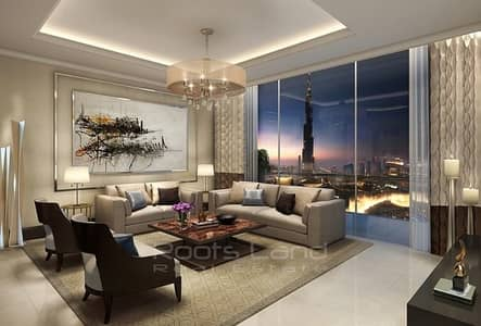 Luxury 3 Bedroom Fully Furnished with Burj Khalifa view