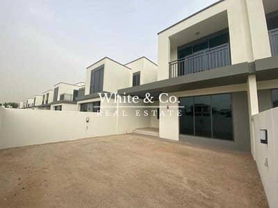 3 Bedroom Villa for Sale in Dubai Hills Estate, Dubai - Last Vacant Unit On Row   No Agents   Road Backing