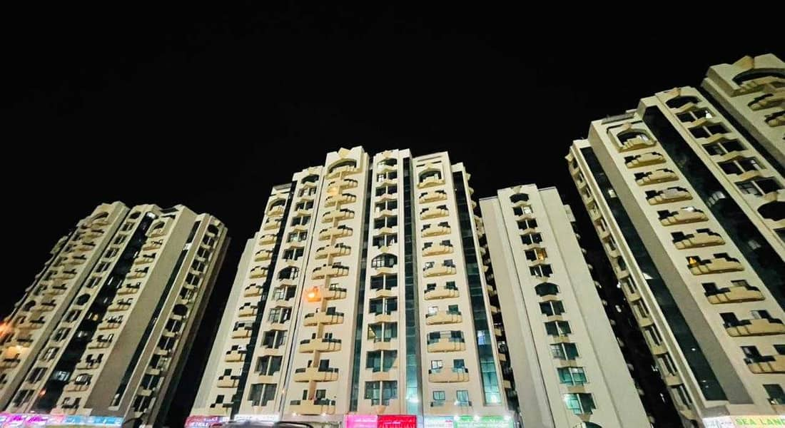 DEAL OF THE DAY | 1 Bedroom Hall For Rent In Rashidiya Towers
