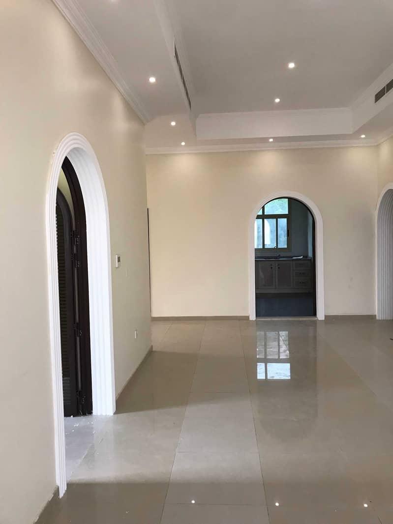 Big villa for rent in khawaneej 1 ( 7 bed room 3 kitchen maid room driver