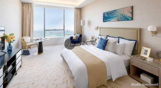 فلیٹ 1 غرفة نوم للبيع في نخلة جميرا، دبي - متطورة وطموحة / 0 ٪ رسوم DLD / لايف الفاخرة