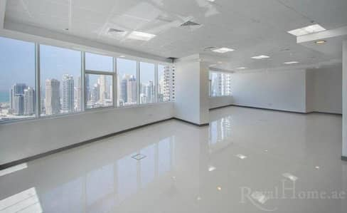 Office for Rent in Jumeirah Lake Towers (JLT), Dubai - Sea View HDS Business Centre fitted JLT