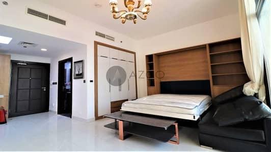 Studio for Rent in Al Furjan, Dubai - Fully furnished | Modern design | Best location
