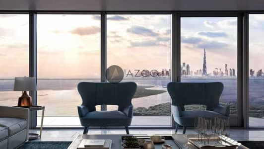 Floor for Sale in The Lagoons, Dubai - Full Floor I Facing Creek Views I Fully Furnished