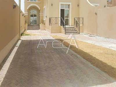 5 Bed Villa with Nice Finishing in Khalifa City A for Rent