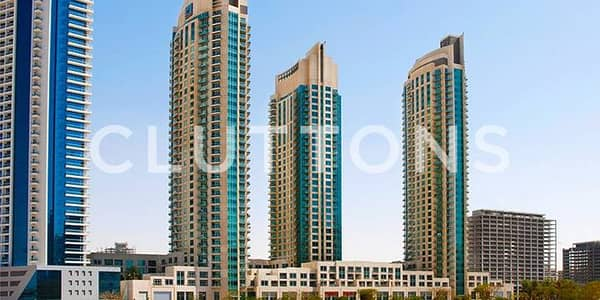 Motivated Seller for 1 BR in Burj Views Podium