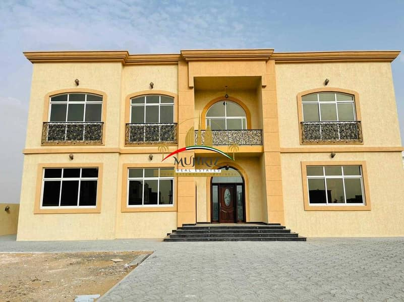HURRY UP CALL NOW!!! INDEPENDENT 7 BED ROOM VILLA  FOR RENT IN AL AWIR
