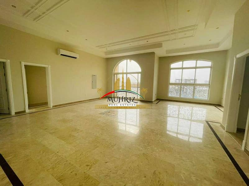 19 HURRY UP CALL NOW!!! INDEPENDENT 7 BED ROOM VILLA  FOR RENT IN AL AWIR