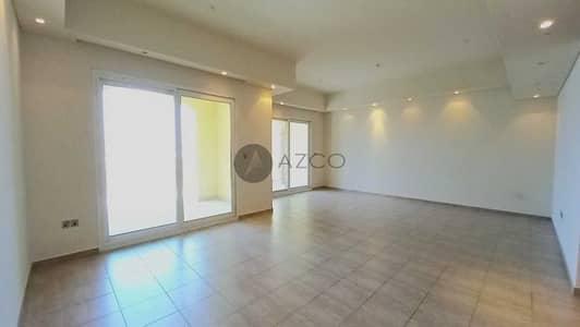 تاون هاوس 2 غرفة نوم للايجار في نخلة جميرا، دبي - تصميم فريد | منظر كامل على المارينا | المعيشة الفاخرة