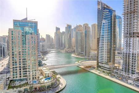 2 Bedroom Flat for Sale in Dubai Marina, Dubai - 2 Bed + Maids | Amazing Location | Marina Views |