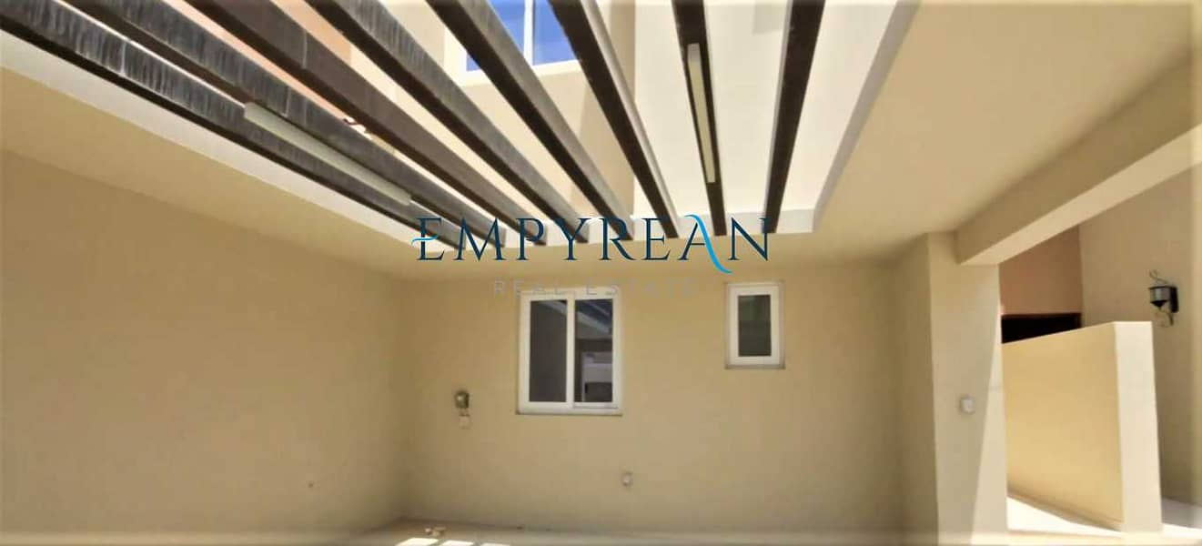 20 Super deal 3Bed+Maid  | SINGLE ROW  I CLOSE TO POOL