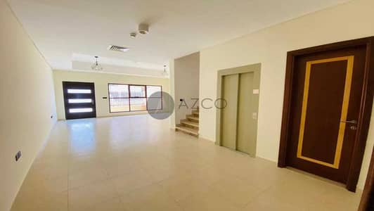 4 Bedroom Townhouse for Rent in Jumeirah Village Circle (JVC), Dubai - Well Maintained | Maids room | Private Garden