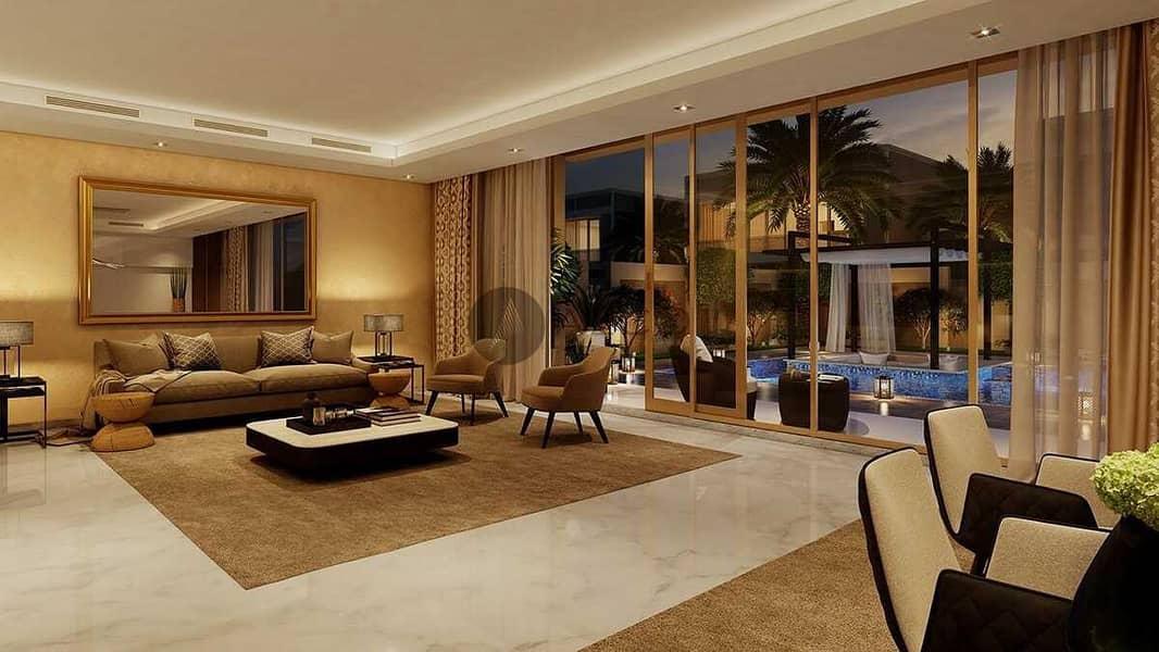 فیلا في ايستيرن ريزيدنس فالكون سيتي أوف وندرز دبي لاند 5 غرف 2668365 درهم - 5301992