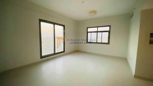 1 Bedroom Flat for Rent in Al Warsan, Dubai - Top Floor 1 BR Aprt   Big Terrace   One Month Free