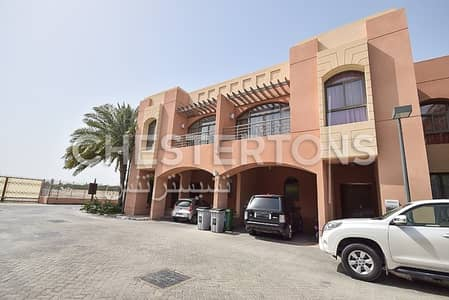 Exquisite Villa in a Gated Compound For Rent