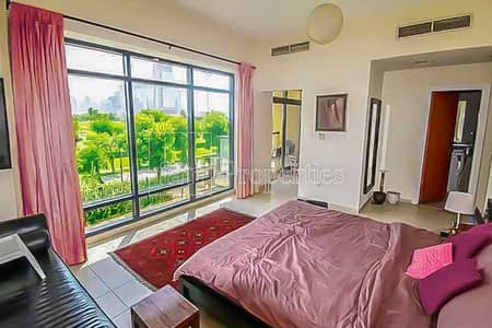4 Bedroom Flat for Rent in The Views, Dubai - Community Park and Golf course views