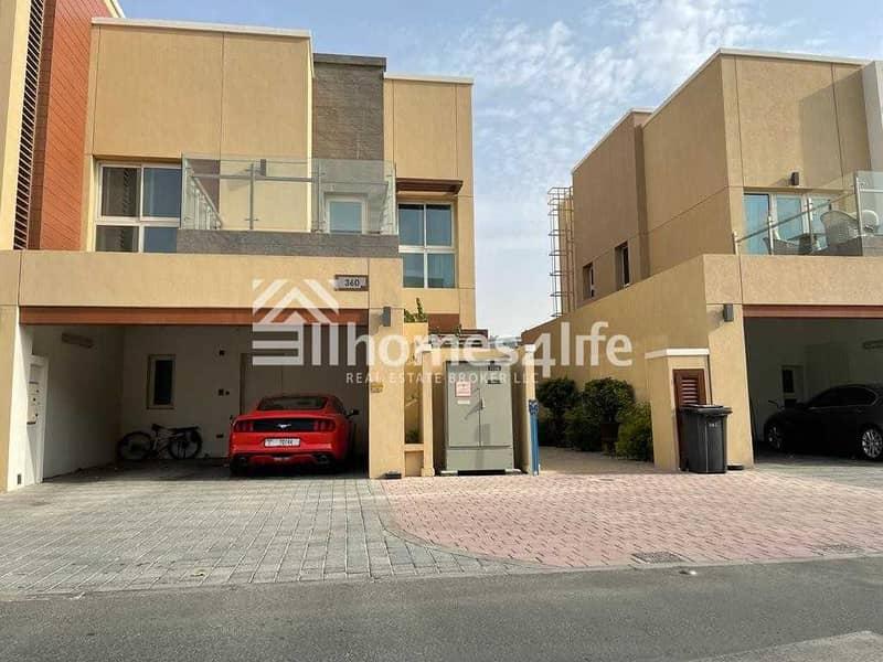 2 Single Row | 3 Beds+M Villa | Vastu Unit