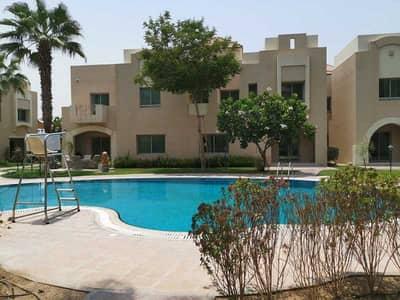 5 Bedroom Villa for Rent in Al Barsha, Dubai - 5 BR+M Gated Compound Villa Near MOE  