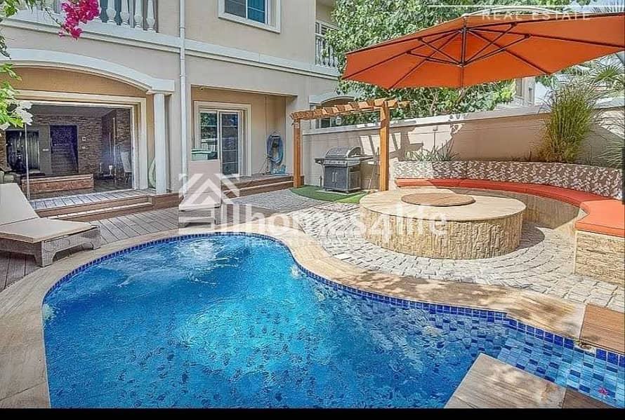 Fully Upgraded | Private Pool | BBQ Area