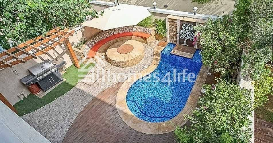 2 Fully Upgraded | Private Pool | BBQ Area
