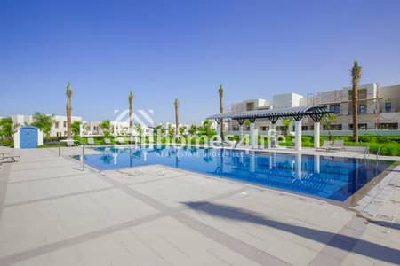 3 Bedroom Townhouse for Sale in Reem, Dubai - Near to Park & Pool  Type c  Biggest layout