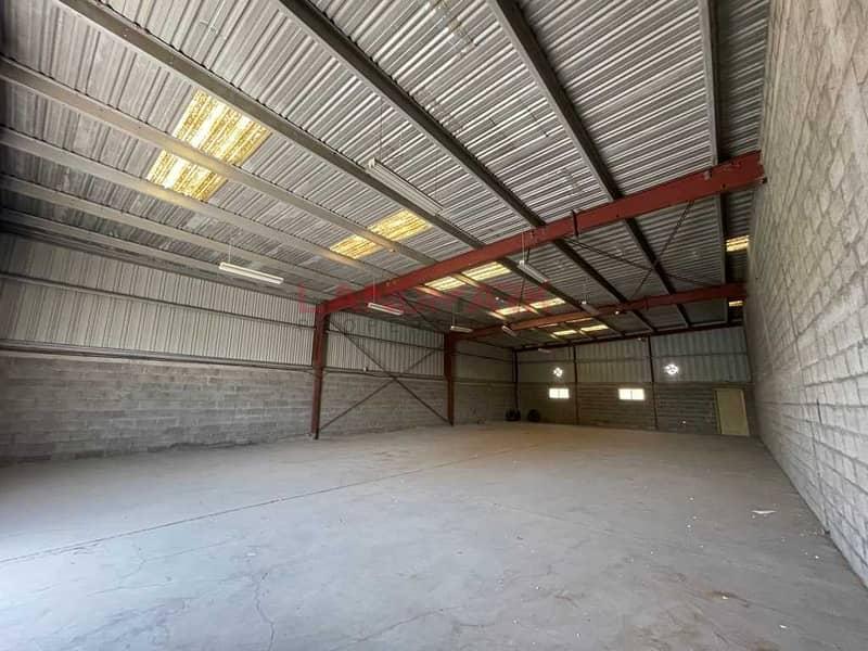 2 000 SQFT Warehouse in Al Qouz Industrial 1
