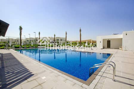 3 Bedroom Townhouse for Sale in Reem, Dubai - Well maintained| Corner unit| Excellent finishes