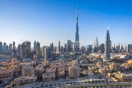 شقة 2 غرفة نوم للبيع في وسط مدينة دبي، دبي - High Floor   Burj Khalifa Views   Fendi Furnished
