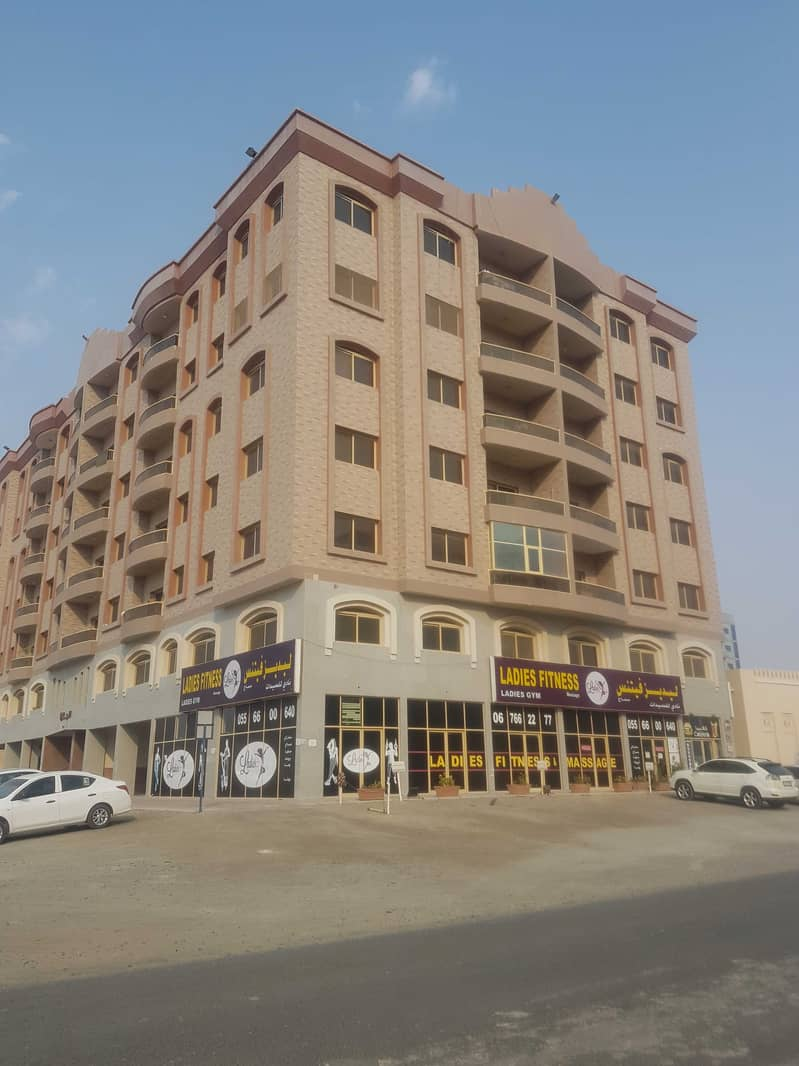 furnished gym for rent in Umm Al Quwain .