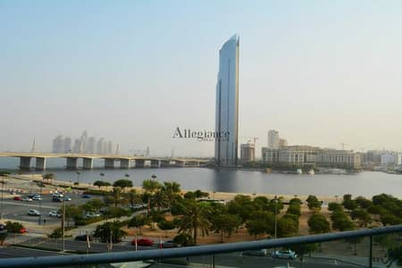 2 Bedroom Apartment for Sale in Dubai Festival City, Dubai - Creek and City View Exclusive  Mid Floor