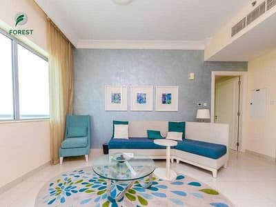 2 Bedroom Apartment for Rent in Downtown Dubai, Dubai - Fully Furnished | Well Maintained | High Floor