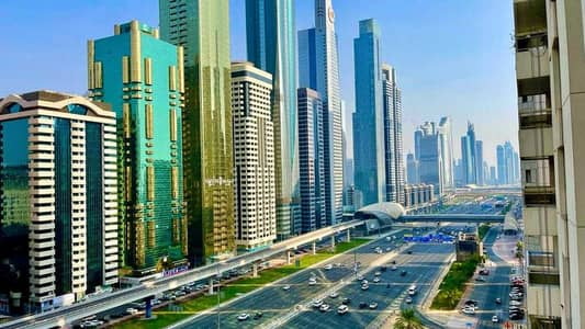 3 Bedroom Flat for Rent in Sheikh Zayed Road, Dubai - A/c free 3bhk in sheikh zayed Road near Emirates tower metro
