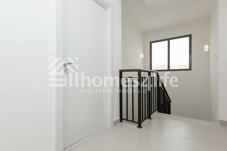 تاون هاوس 3 غرف نوم للبيع في تاون سكوير، دبي - The Best Townhouse Layout | On The Green Belt