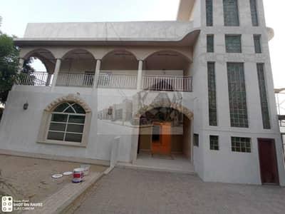 فیلا 5 غرف نوم للايجار في ضاحية حلوان، الشارقة - Villa for rent in Halwan